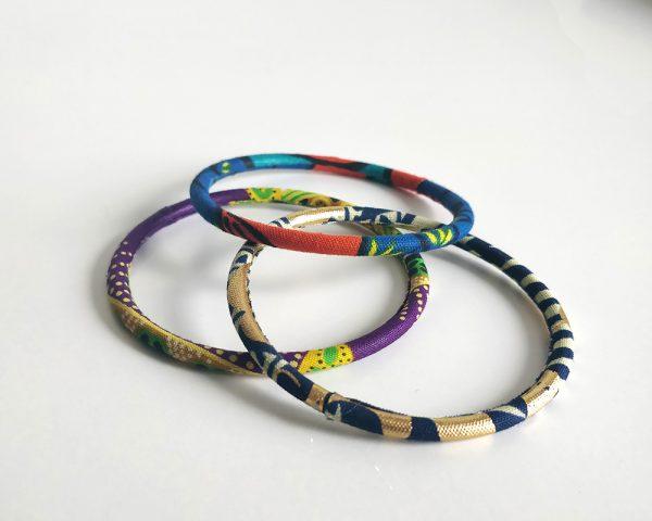 Armband färgglada afrika