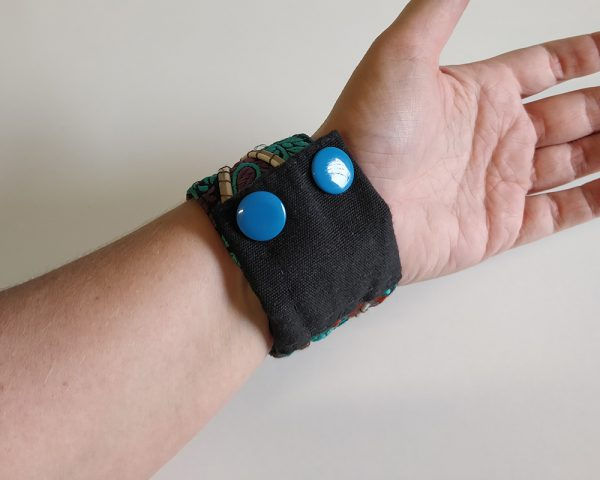 statement armband medieval